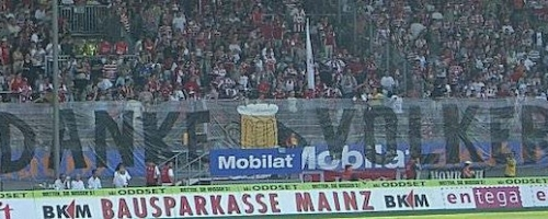 01. Spieltag: 1.FSV Mainz 05 - 1.FC Union Berlin