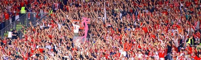 01. Spieltag: 1.FSV Mainz 05 - SV Bayer Leverkusen