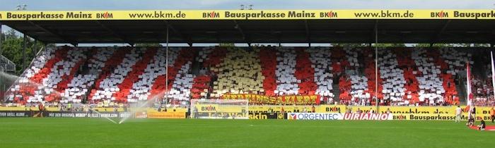 01. Spieltag: 1.FSV Mainz 05 - VfB Stuttgart