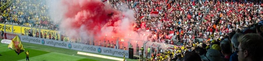 01. Spieltag: BV Borussia Dortmund - 1.FSV Mainz 05