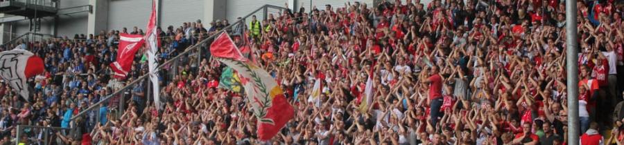 01. Spieltag: SC Paderborn - 1. FSV Mainz 05