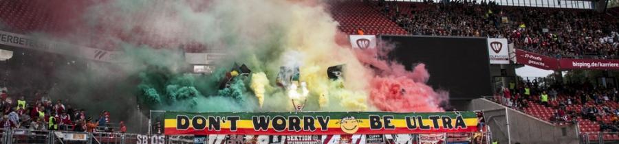 02. Spieltag: 1.FC Nürnberg – 1.FSV Mainz 05