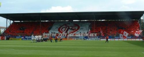 02. Spieltag: 1.FSV Mainz 05 - Hamburger SV