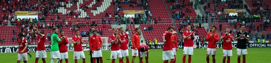 02. Spieltag: 1. FSV Mainz 05 - Hannover 96