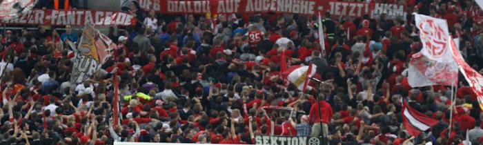 02. Spieltag: 1.FSV Mainz 05 - SpVgg Fürth