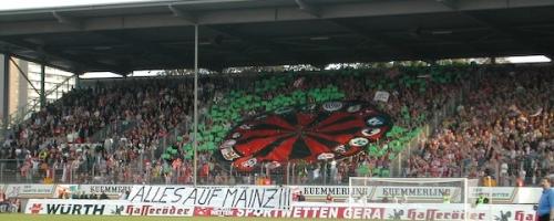 02. Spieltag: 1.FSV Mainz 05 - SV Eintracht Trier