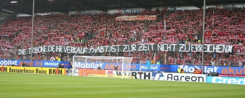 02. Spieltag: 1.FSV Mainz 05 - SV Werder Bremen