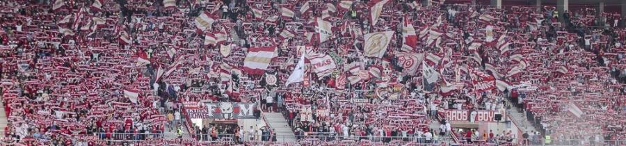 02. Spieltag: 1.FSV Mainz 05 – VfL Borussia M'Gladbach