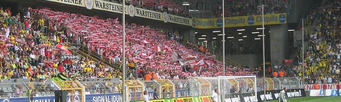 02. Spieltag: BV Borussia Dortmund - 1.FSV Mainz 05