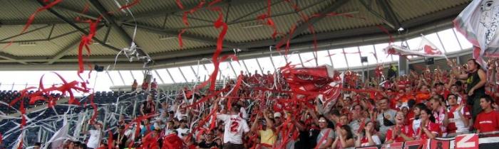 02. Spieltag: Hannover 96 - 1.FSV Mainz 05