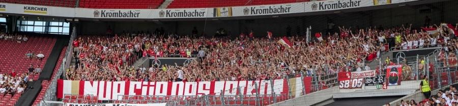 02. Spieltag: VfB Stuttgart - 1.FSV Mainz 05