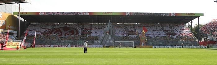 03. Spieltag: 1.FSV Mainz 05 - FCK