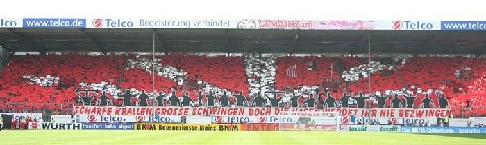 03. Spieltag: 1.FSV Mainz 05 - SG Eintracht Frankfurt