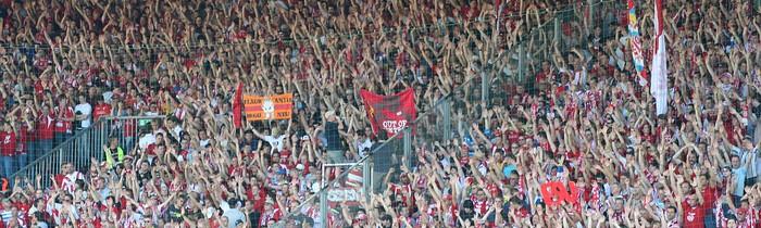 03. Spieltag: 1.FSV Mainz 05 - VfL Borussia M'Gladbach