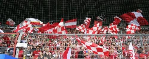 04. Spieltag: 1.FSV Mainz 05 - Hamburger SV