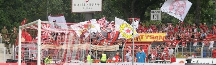 04. Spieltag: FC Energie Cottbus - 1.FSV Mainz 05