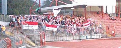 04. Spieltag: SC Rot-Weiß Oberhausen - 1.FSV Mainz 05