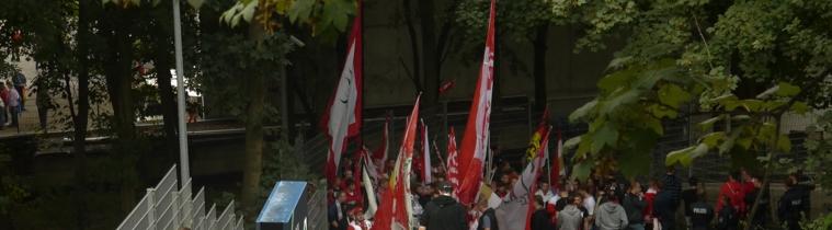 04. Spieltag: Hannover 96 - 1. FSV Mainz 05