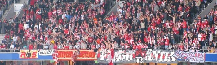 06. Spieltag: FC Bayern München - 1.FSV Mainz 05