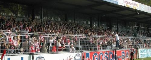 06. Spieltag: Rot Weiss Ahlen - 1.FSV Mainz 05