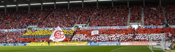 06. Spieltag: 1.FSV Mainz 05 - SV Bayer Leverkusen