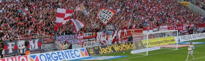 07. Spieltag: 1.FSV Mainz 05 - BV Borussia Dortmund