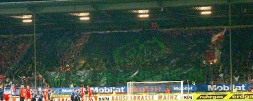 07. Spieltag: 1.FSV Mainz 05 - Karlsruher SC
