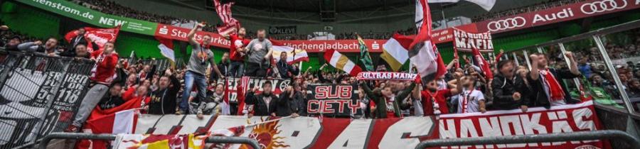 07. Spieltag: VfL Borussia M'Gladbach - 1.FSV Mainz 05
