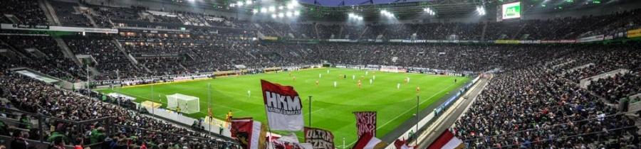 07. Spieltag: Borussia Mönchengladbach - 1. FSV Mainz 05