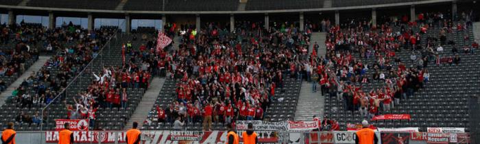 07. Spieltag: Hertha BSC - 1.FSV Mainz 05