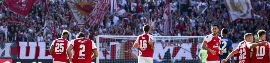 08. Spieltag: 1.FSV Mainz 05 – Hamburger SV