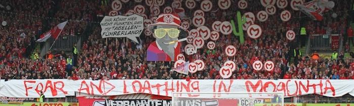 08. Spieltag: 1.FSV Mainz 05 - Hamburger SV