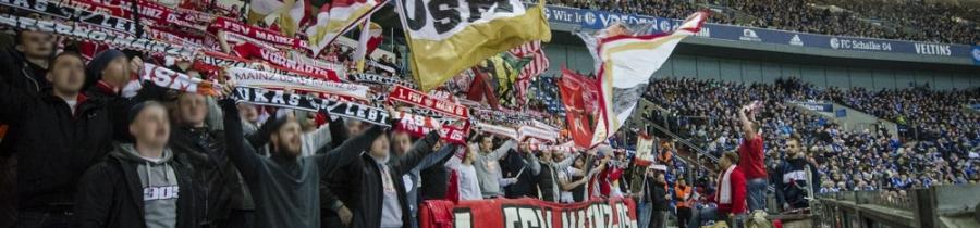 08. Spieltag: FC Schalke 04 - 1.FSV Mainz 05