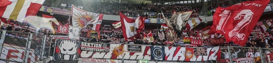 08. Spieltag: Fortuna Düsseldorf 1895 – 1.FSV Mainz 05