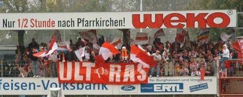 08. Spieltag: SV Wacker Burghausen - 1.FSV Mainz 05