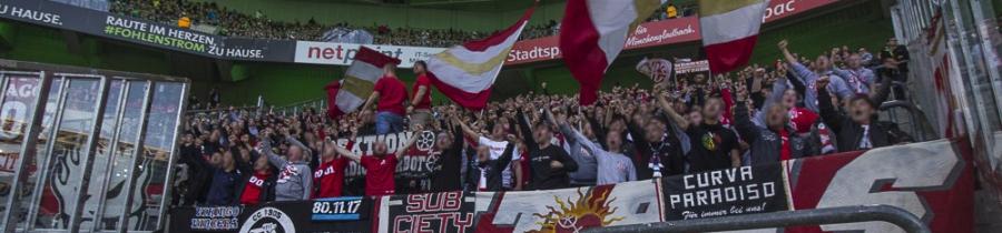 08. Spieltag: VfL Borussia M'gladbach – 1.FSV Mainz 05