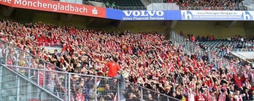 08. Spieltag: VfL Borussia M'Gladbach