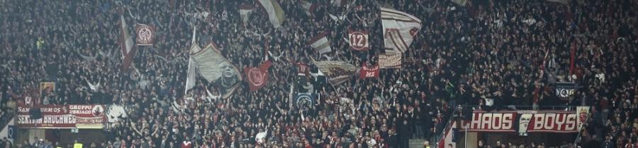 09. Spieltag: 1.FSV Mainz 05 – 1.FC Köln