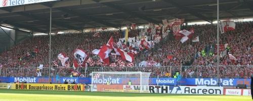 09. Spieltag: 1.FSV Mainz 05 - SV Bayer Leverkusen