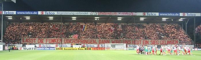 09. Spieltag: 1.FSV Mainz 05 - SV Werder Bremen