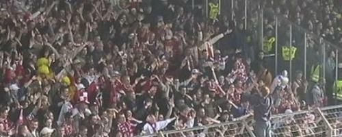 09. Spieltag: DSC Arminia Bielefeld - 1.FSV Mainz 05