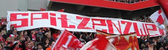 09. Spieltag: SV Bayer Leverkusen - 1.FSV Mainz 05