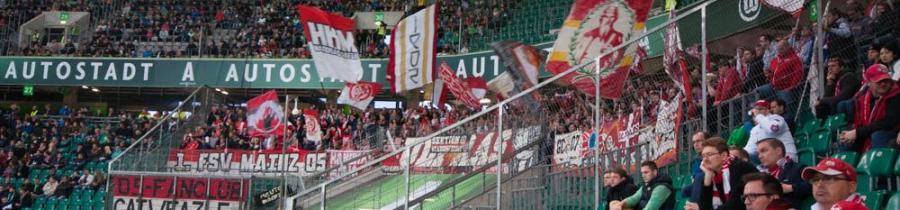 09. Spieltag: VfL Wolfsburg - 1.FSV Mainz 05