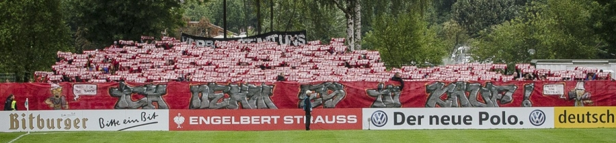 1. Runde DFB-Pokal: Lüneburger SK Hansa - 1.FSV Mainz 05