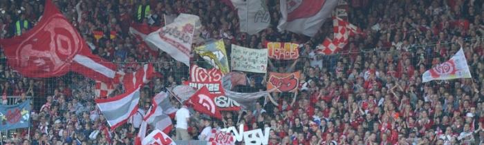 10. Spieltag: 1.FSV Mainz 05 - BV Borussia Dortmund