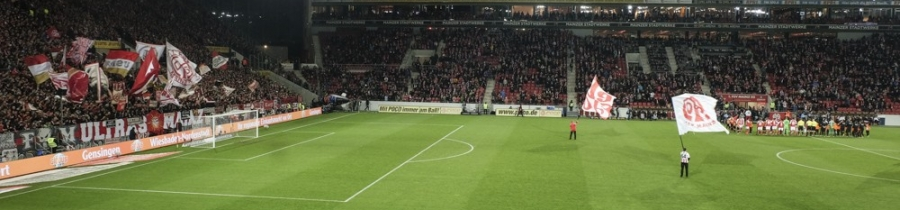 10. Spieltag: 1.FSV Mainz 05 – SG Eintracht Frankfurt