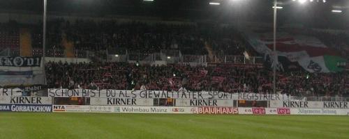 11. Spieltag: 1.FSV Mainz 05 - Karlsruher SC