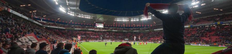 11. Spieltag: SV Bayer Leverkusen - 1.FSV Mainz 05