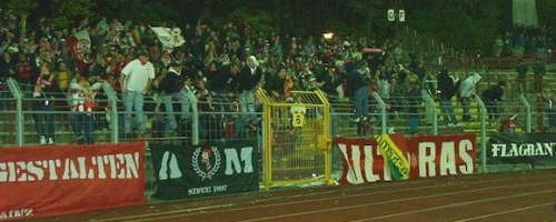 11. Spieltag: FC Erzgebirge Aue - 1.FSV Mainz 05