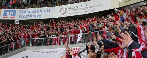 11. Spieltag: VfL Wolfsburg - 1.FSV Mainz 05